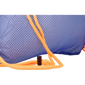 speedo Equipment Bolsa de red L, ultramarine/ fluo orange